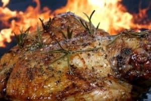 עוף מבושל